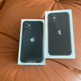 Apple - 【新品】Apple iPhone11 128GB simフリー ブラック 黒