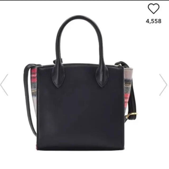 GU(ジーユー)の新品 GU バッグ ショルダー チェック レディースのバッグ(ショルダーバッグ)の商品写真