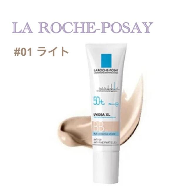 LA ROCHE-POSAY(ラロッシュポゼ)の新品 ラロッシュポゼ UVイデアXL プロテクティングBB 01 コスメ/美容のベースメイク/化粧品(BBクリーム)の商品写真