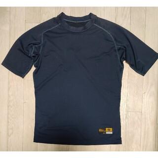 ゼット(ZETT)のZETTゼットプロステイタスアンダーシャツ 半袖 野球(ウェア)