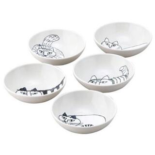 Lisa Larson - リサラーソン ファイブボウルセット 陶器