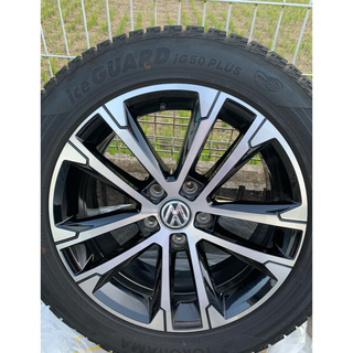 Volkswagen - フォルクスワーゲン ホイールスタッドレスタイヤ4本セット