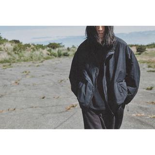 COMOLI - comoli 20aw ナイロンショートジャケット