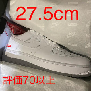 Supreme - 27.5cm Supreme®/Nike® Air Force 1 Low