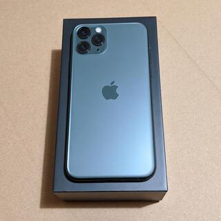 Apple - iPhone11 Pro 64GB Midnight Green SIMフリー
