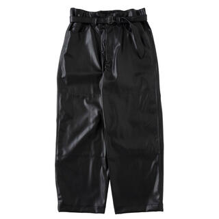 JOHN LAWRENCE SULLIVAN - saby SUPER BIG PANTS WASHABLE LAMB SKIN