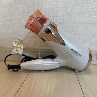 コイズミ(KOIZUMI)のコイズミ KOIZUMI マイナスイオンヘアドライヤー KHD-9120(ドライヤー)