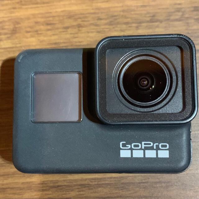 GoPro(ゴープロ)のみっきーさん GoPro Hero7 Black  ゴープロ ヒーロー7 スマホ/家電/カメラのカメラ(コンパクトデジタルカメラ)の商品写真