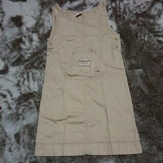 ドラッグストアーズ(drug store's)の140★DRUG★ジャンバースカート(Tシャツ/カットソー)