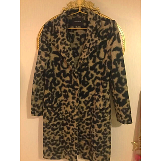 ROSE BUD - レオパード柄  ジャケット・コート