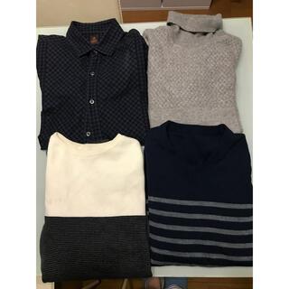 タケオキクチ(TAKEO KIKUCHI)のタケオキクチ Tシャツ トレーナー ロンT 4点セット(シャツ)