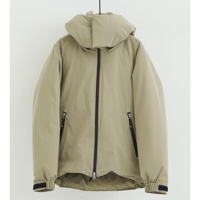 【UNITEDTOKYO】2wayラミネートボリュームダウン ダウンジャケット  メンズのジャケット/アウター(ダウンジャケット)の商品写真