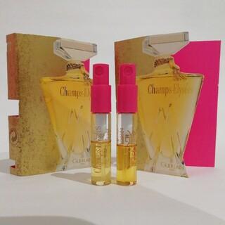 ゲラン(GUERLAIN)のゲラン シャンゼリゼ オードトワレ 試供品 サンプル 2本(香水(女性用))