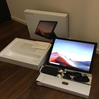 Microsoft - Surface Pro 7 ブラック 256GB 8GB Office付き 美品