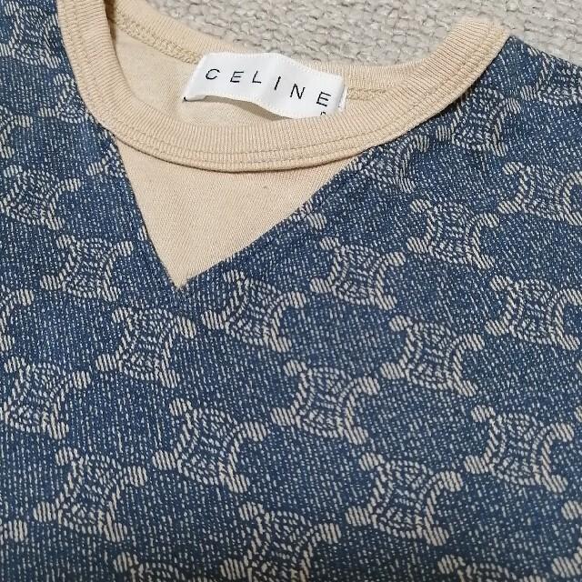 celine(セリーヌ)のCELINE 長袖Tシャツ 90cm キッズ/ベビー/マタニティのキッズ服男の子用(90cm~)(Tシャツ/カットソー)の商品写真