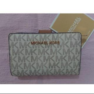 Michael Kors - マイケルコース二つ折り財布