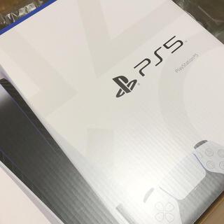 SONY - 【新品・未開封】PS5  play station5 ディスクドライブ版