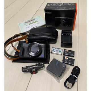 SONY - SONY Cyber-shot DSC-RX100M3 付属品多数