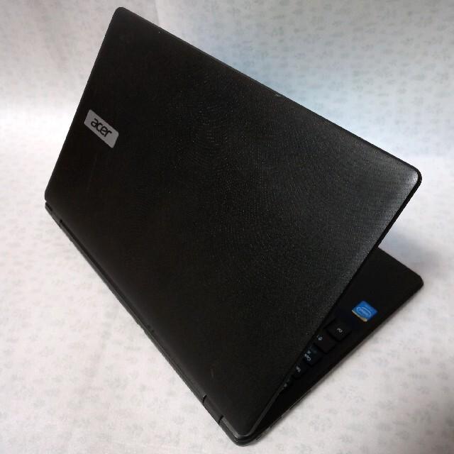 Acer(エイサー)のサク動 薄型 SSD240GB メモリ4GB オフィス2019 ノートパソコン スマホ/家電/カメラのPC/タブレット(ノートPC)の商品写真