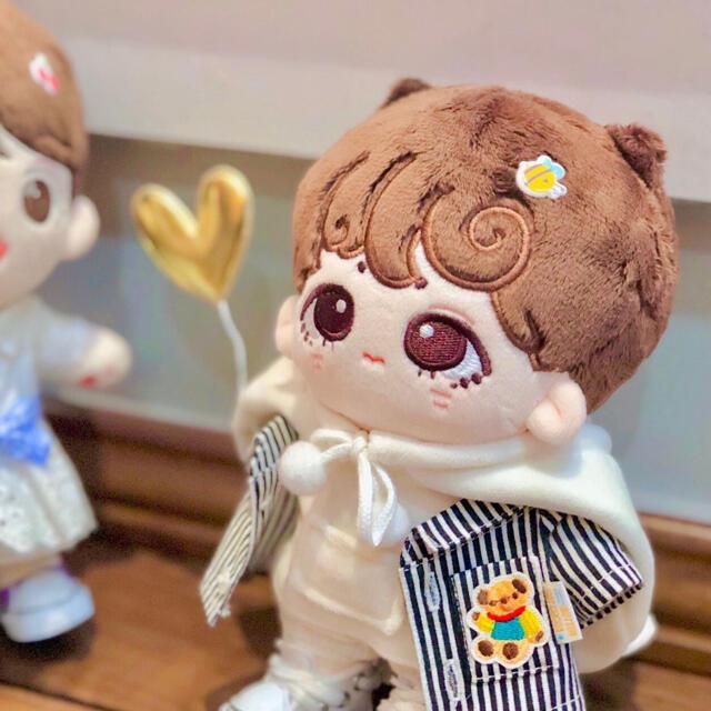 BTS テテ V テヒョン20cm ぬいぐるみ ドール 人形 キッズ/ベビー/マタニティのおもちゃ(ぬいぐるみ/人形)の商品写真