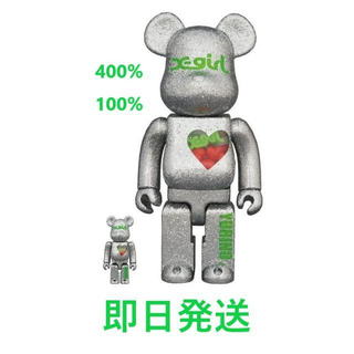 メディコムトイ(MEDICOM TOY)のBE@RBRICK X-girl × YURINO(E-girls) (その他)