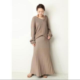 DEUXIEME CLASSE - 新品タグ付き ドゥーズィエムクラス beauty  Pleated スカート