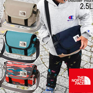 THE NORTH FACE - THE NORTH FACE キッズ ジュニア バッグ 2.5L