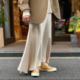 BEAUTY&YOUTH UNITED ARROWS - 新品 marfa マーメイドサテンロングスカート