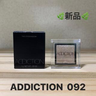 ADDICTION - ADDICTION アディクション ザ アイシャドウ 092 マリアージュ