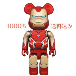 MEDICOM TOY - BE@RBRICK IRON MAN MARK 85 1000%400%100%