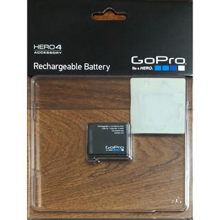 GoPro - GoPro 純正アクセサリ リチウムイオンバッテリー