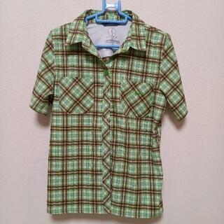 コロンビア(Columbia)のコロンビア レディース登山用シャツ Mサイズ(登山用品)