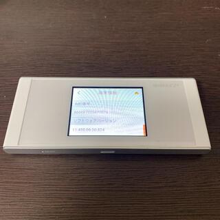 au - モバイルルーター○Speed Wi-Fi NEXT W05_au