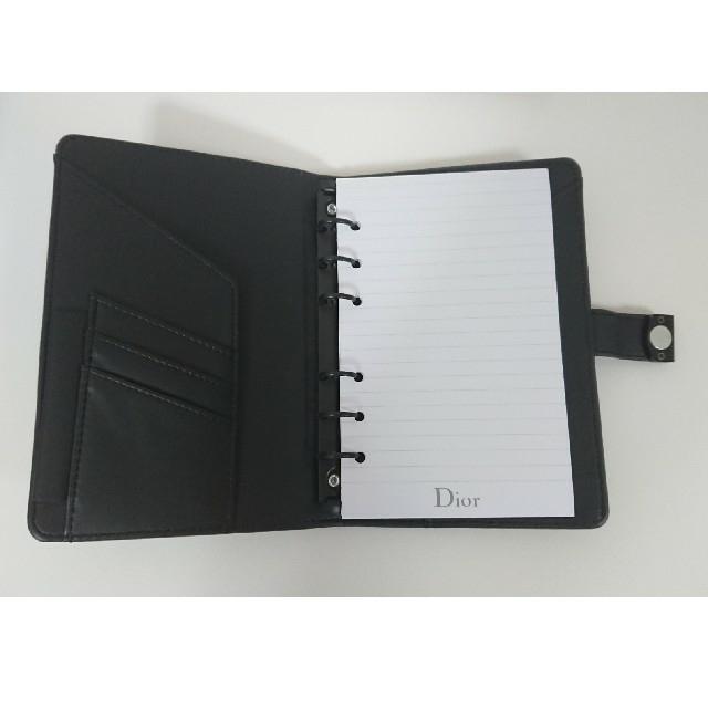 Dior(ディオール)のDior ディオール システム手帳 メンズのファッション小物(手帳)の商品写真