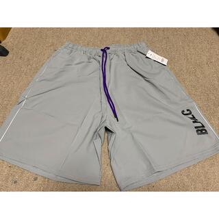 ballaholic リフレクター Zip Shorts サイズL
