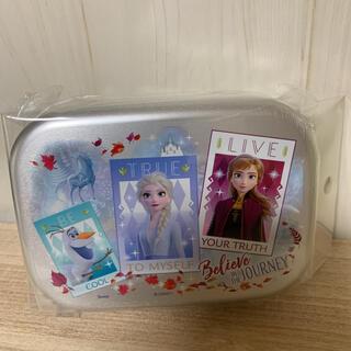 アナトユキノジョオウ(アナと雪の女王)のアナ雪☆アルミ弁当箱 ランチボックス(弁当用品)