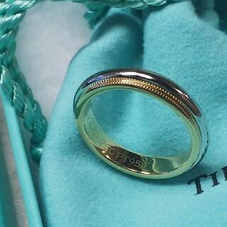 ティファニー(Tiffany & Co.)のティファニーコンビリング/専用です(リング(指輪))