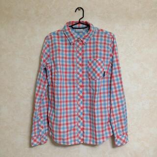 コロンビア(Columbia)のコロンビア  Columbia L チェックシャツ(シャツ/ブラウス(長袖/七分))