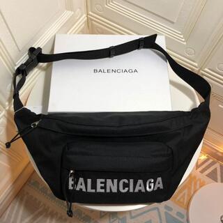 Balenciaga - BALENCIAGA バレンシアガ 人気ウエストバッグ
