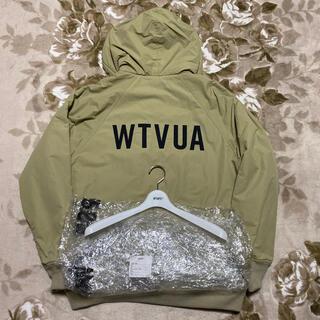 W)taps - WTAPS WTVUA INCOM JACKET パーカー ジャケット 3 L