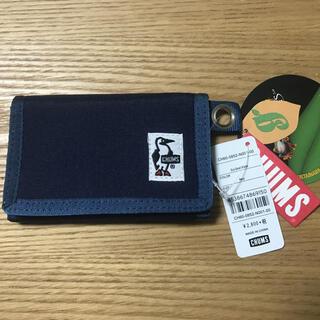 チャムス(CHUMS)の新品 チャムス ウォレット ネイビー(コインケース/小銭入れ)