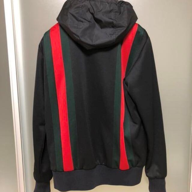 Gucci(グッチ)のGUCCI グッチ フード付きジャケット パーカー アウター ブルゾン メンズのジャケット/アウター(ブルゾン)の商品写真