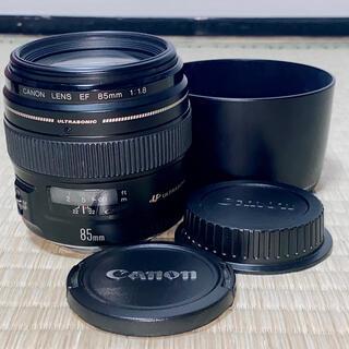 Canon - Canon EF 85mm F1.8 USM 単焦点レンズ フルサイズ対応