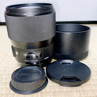 SIGMA - SIGMA Art 135mm F1.8 DG HSM Canon用 キャノン用