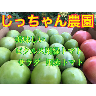 トマト とまと 青トマト 漬物 ピクルス(野菜)