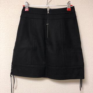 ディーゼル(DIESEL)の【新品】DIESELレディースミニスカート Sサイズ(ミニスカート)