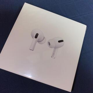 アップル(Apple)のAirPods  Pro 国内正規品(ヘッドフォン/イヤフォン)
