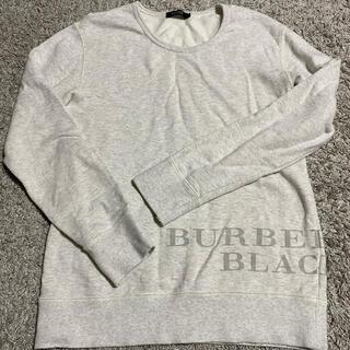 バーバリーブラックレーベル(BURBERRY BLACK LABEL)のBURBERRY  BLACK LABELトレーナー(スウェット)