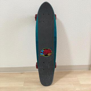 サンタクルーズ ミニクルーザー BLUE(スケートボード)
