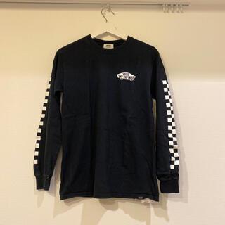 ヴァンズ(VANS)のTシャツ VANS  チェッカーボード(Tシャツ(長袖/七分))